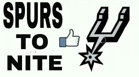 spurs tonite