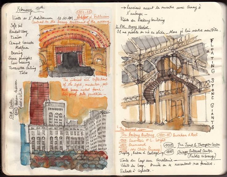 Beautiful Sketchbooks : http://www.dudchetalobg.com 0271.jpg, mar. 2012: Illustrations Inspiration, Beautiful Sketchbooks