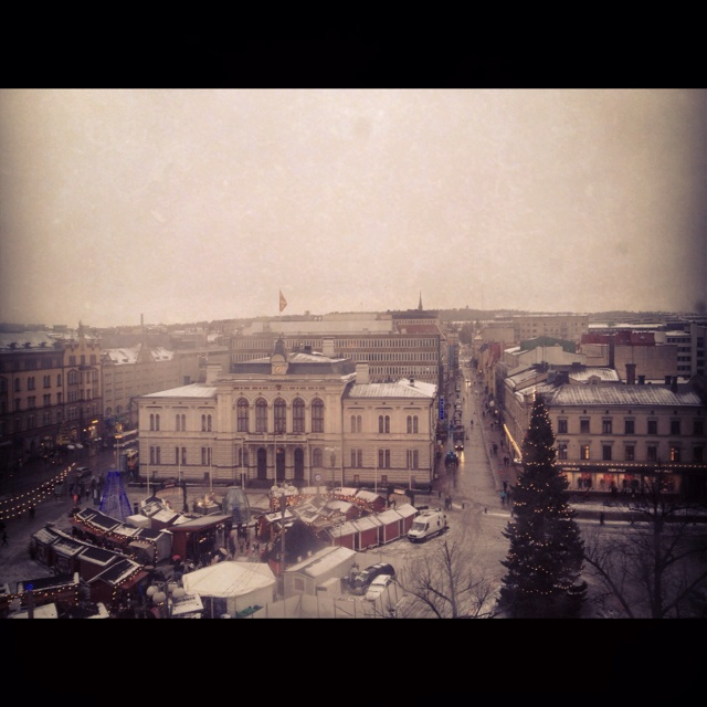 Tampere. another part of me, right there<3
