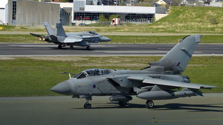 W Europie Północnej ruszają wielkie manewry wojskowe NATO #Ukraina #kryzys