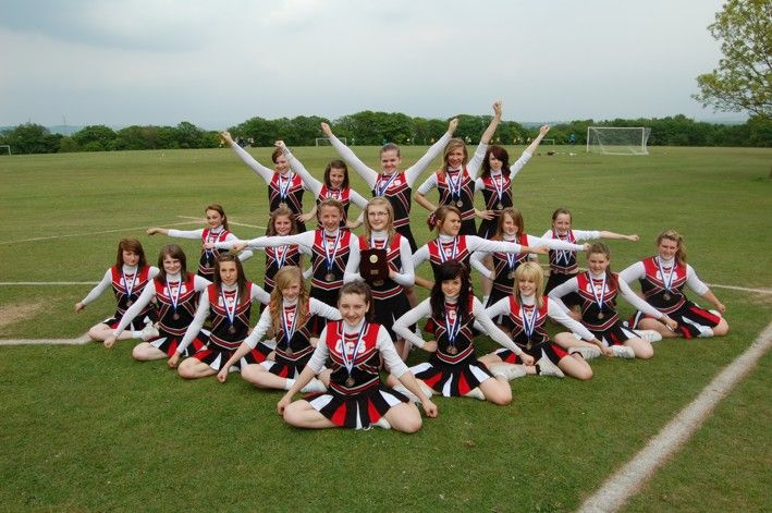 Cheer formation