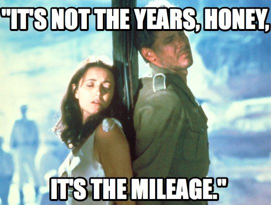 Happy 70th, Han! 7 Harrison Ford Movie Quotes as Memes