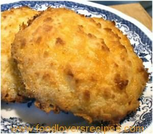 CHEDDAR BISCUITS LOW CARB