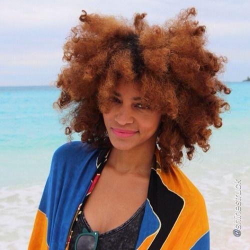 Hair color. Copper hair dye. Copper hair color for natural hair. Natural hair and color. Dye
