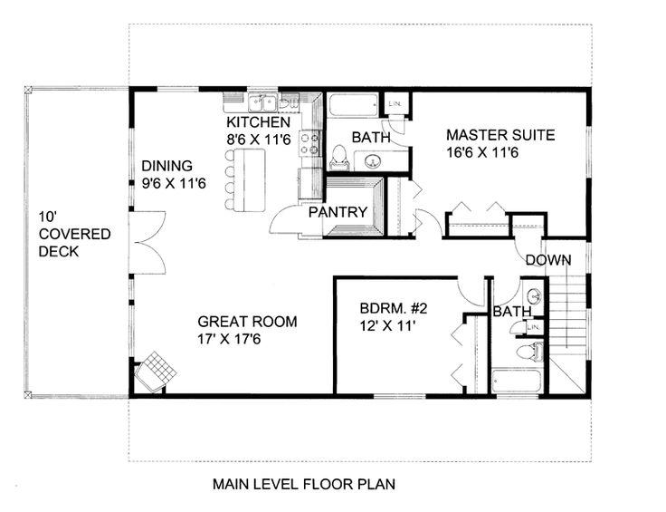 farmhouse style 2 car garage apartment plan number 85372