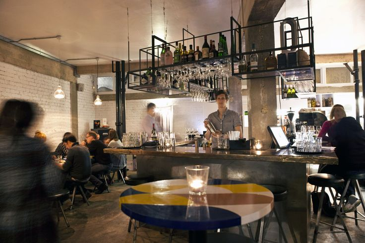 100 Hoxton Restaurant - some photos and stuff