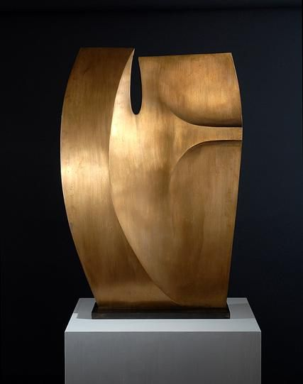 Robert Adams (1917–1984) – Slim Bronze No. 3 (Large version), Opus 347, 1973