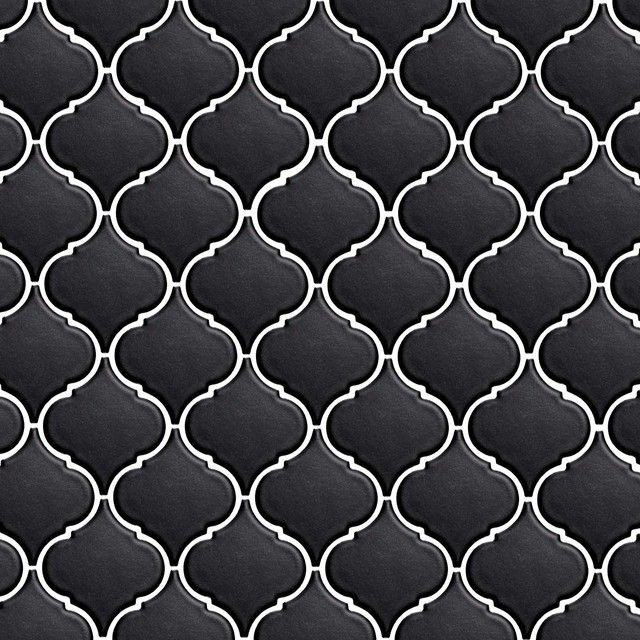 Black   White Moroccan Tile Pattern. 17 Best images about Tile on Pinterest   Ceramics  Mosaics and