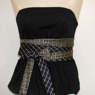 necktie belt!