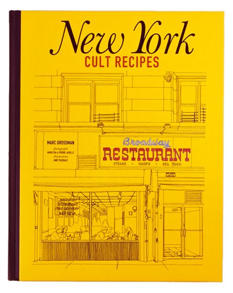 New York Cult Recipies