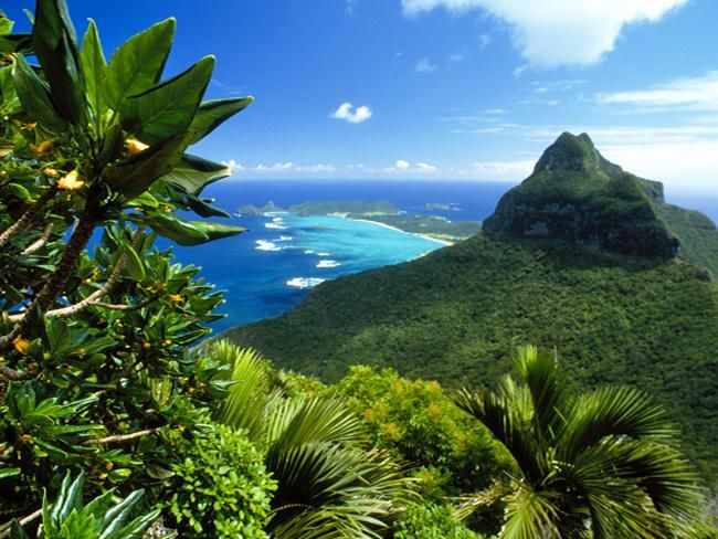Lord Howe Island New South Wales #Australia