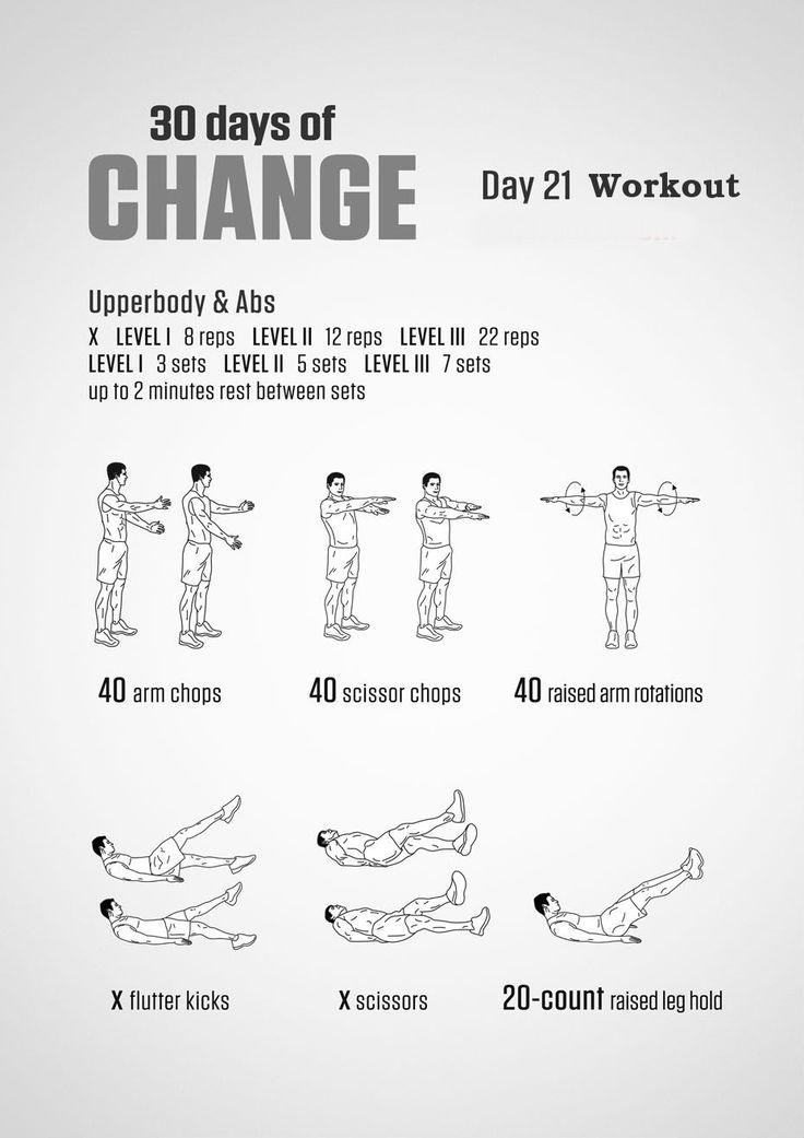#30DaysOfChange Day 21 Workouts: #30dayschallenge #exercise #fitness #wellness #lifestyle #bodybuilding #musclebuilding #workout #weightloss #bodytransformation