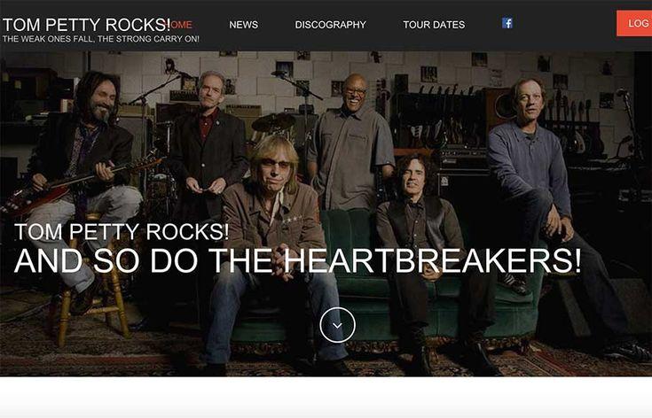 Tom Petty Rocks!