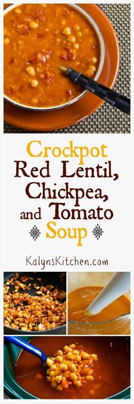 Soups, Crockpot and Smoked paprika on Pinterest