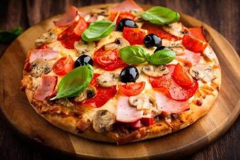 Proper Italian pizza