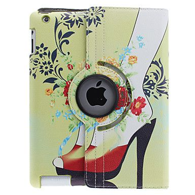 High Hill Shoes iPad Case