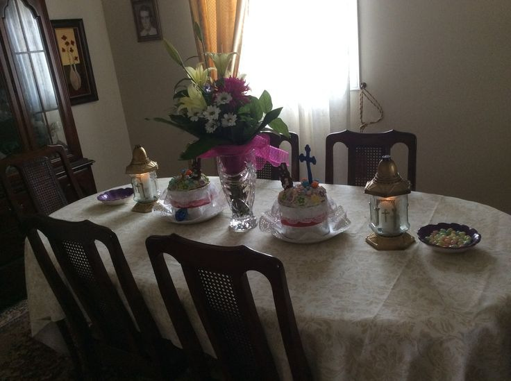 Easter 2016, my house