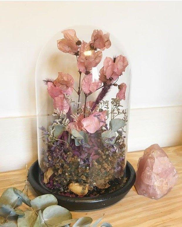 Flores Secas Na Decoracao Veja Jeitos Diferentes De Usar Flores