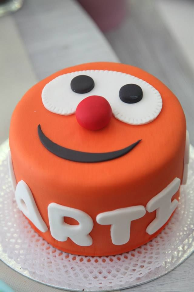 Bunny Cake Birthday
