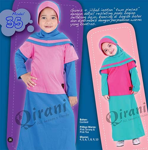 qirani kids model 35 Hubungi 085732697004