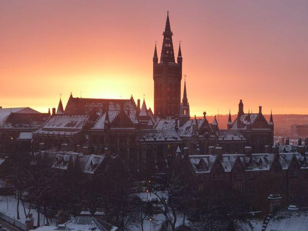 University of Glasgow, Scotland – Gordon Crawford