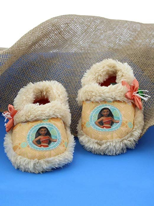 4c3fdd92979 These plush slippers feature your favorite Disney Princess