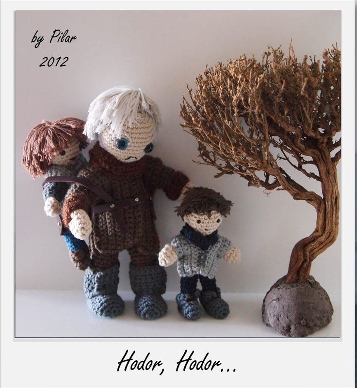 ... Game of Thrones on Pinterest Ravelry, House stark and Crochet dragon