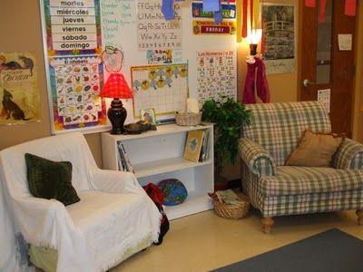 Ideas For Creating Quiet Cozy Spaces For Young Children