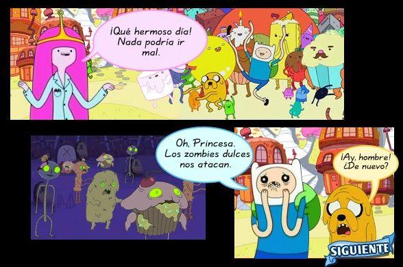 hora de aventura | ... de búsqueda de la Princesa 2, Hora de Aventura ~ HORA DE AVENTURA