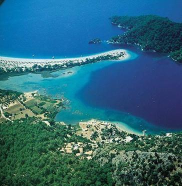 Fethiye, Ölü Deniz