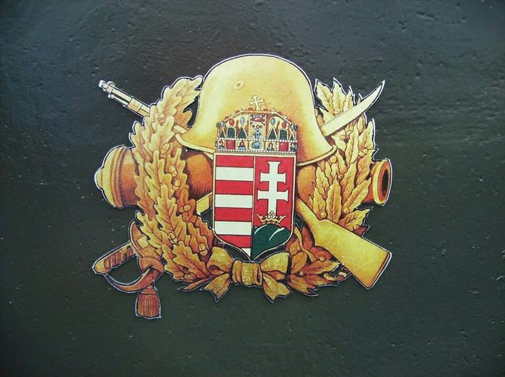 Hungarian Army insignia