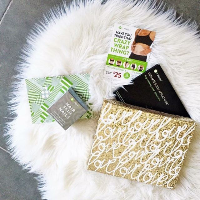 What are YOUR fave products to showcase when you #BlitzWrapRepeat?