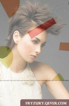 Augenöffnungsideen: Fransen-Frisuren Roter Pony-Frisuren-Stil.Frisuren-Frisur ….