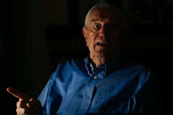 """Letzter Zeuge aus dem """"Führerbunker"""": Hitlers Leibwächter Rochus Misch ist tot"""