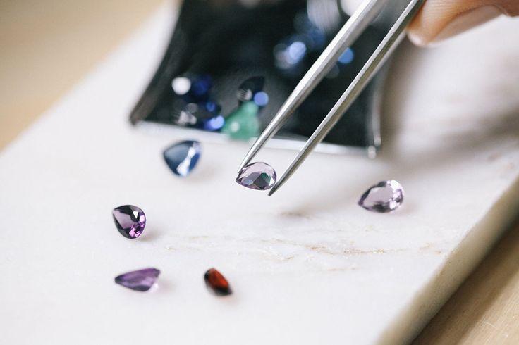 MANIAMANIA In Conversation With The Lane | #thelane #maniamania #maniamaniafine #finejewelry #finejewellery #handcrafted #handmade #ethicallysourced #rings #engagementring #weddingring #bridal #bride #propose  #elegant #alternative #bling #sparkle #fashion #designer #jewellerydesign #jewelrydesign #tamilapurvis #melaniekamsler #gemstones #amethyst #garnet #aquamarine #turquoise #jewellerymaking #gem