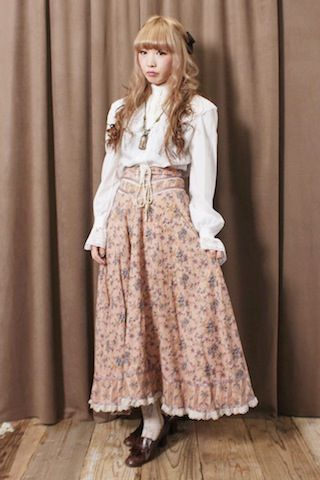 Grimoire Verum Kawaii Japanese Street Fashion Dolly Kei Otome Mori girl Tights at Chiffon Rose shop