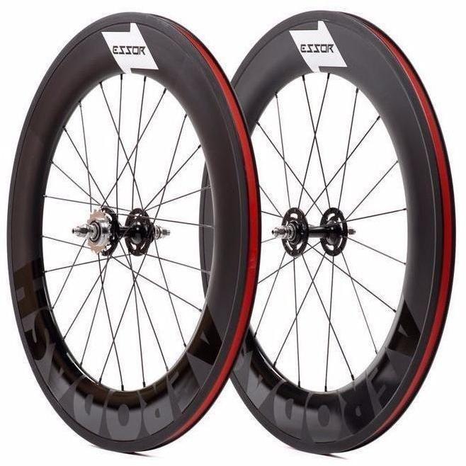 Essor USA | Aerodash 88mm Performance Wheel Set