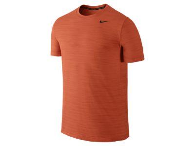 ナイキ Dri-FIT タッチ ヘザー ショートスリーブ メンズ トレーニングシャツ