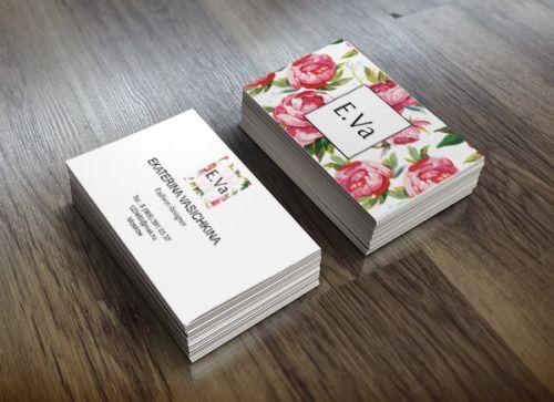 визитки женские нежные: 8 тыс изображений найдено в Яндекс.Картинках