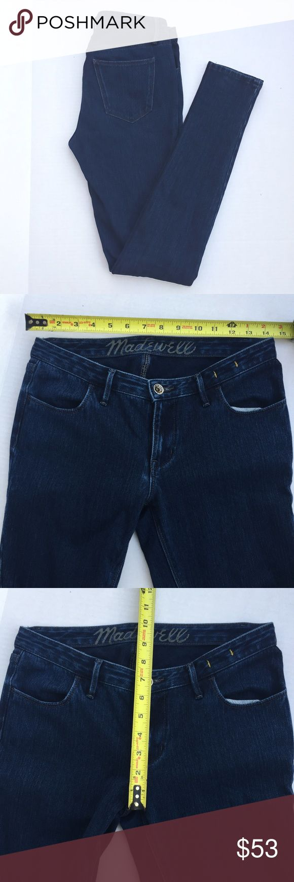 Madewell Skinny Jeans Madewell Skinny Jeans - GUC Madewell Jeans Skinny