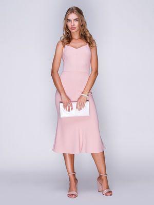 Платье персикового цвета - MarieM - 2491037