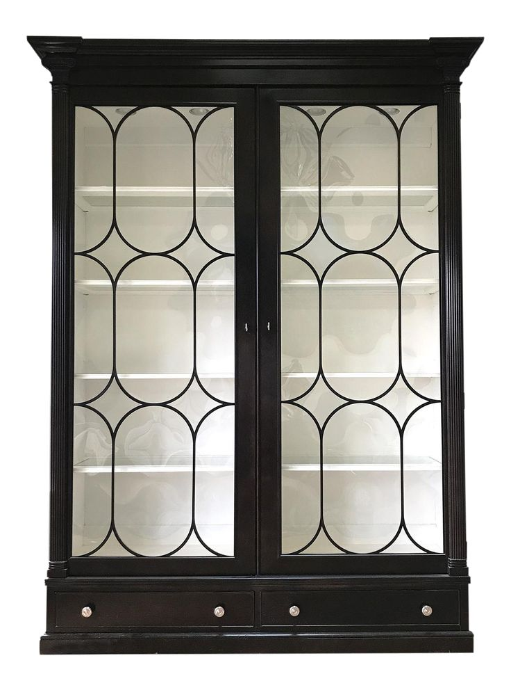 Best 25  Black China Cabinets Ideas On Pinterest