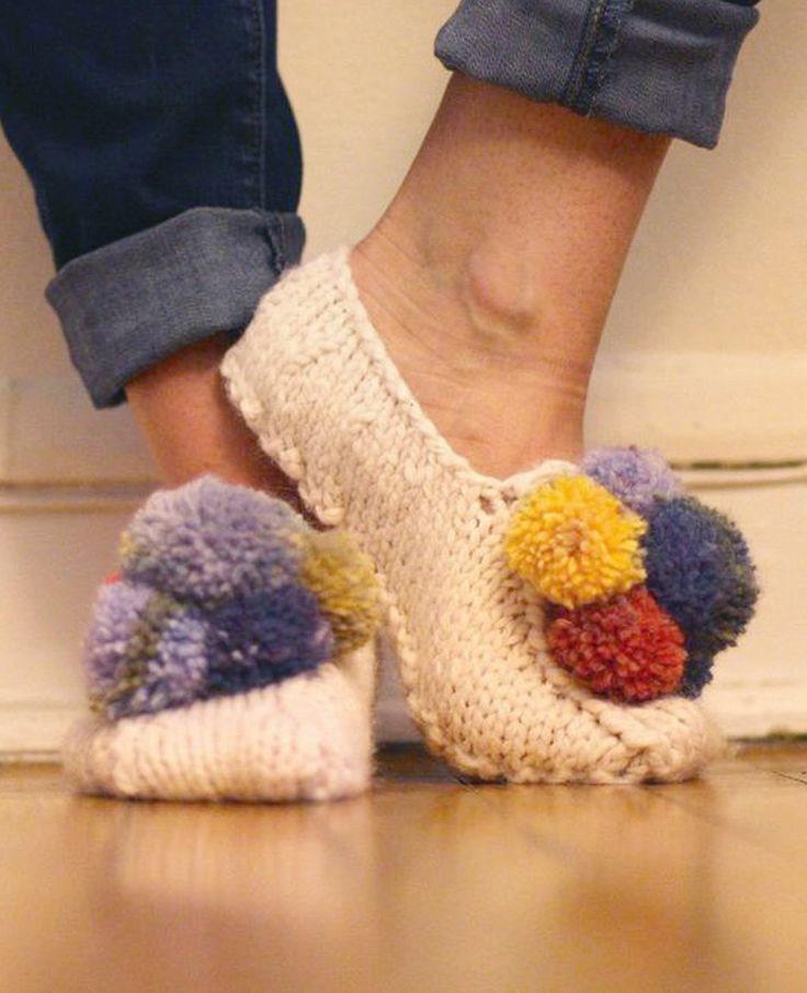 17 Best images about Footwear Knitting Patterns on ...