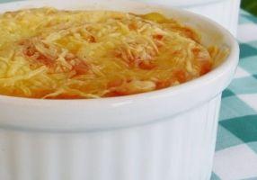 Тыква запеканка - Кулинарные рецепты - Французская кухня