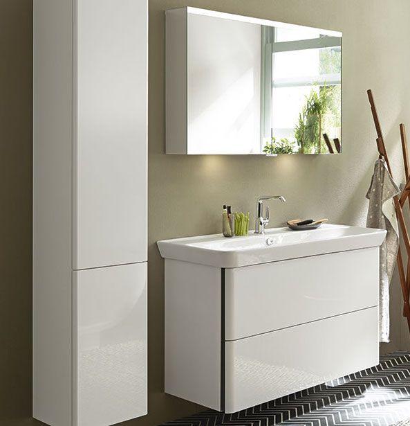 21++ Gaeste wc waschtisch set mit spiegel Trends