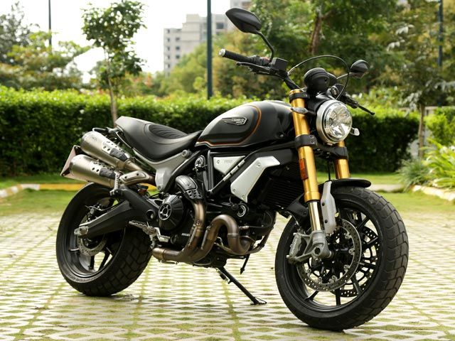 Ducati Scrambler 1100 First Ride Review Ducati Scrambler