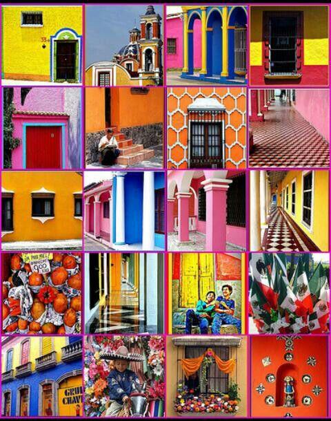 Colores de Mexico. www.casitassayulita.com
