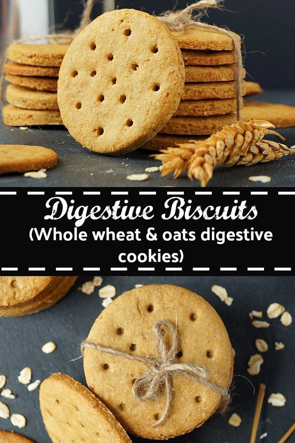 Digestive Biscuits Whole Wheat Oats Digestive Cookies Recipe Digestive Cookies Digestive Biscuits Digestive Cookie Recipe