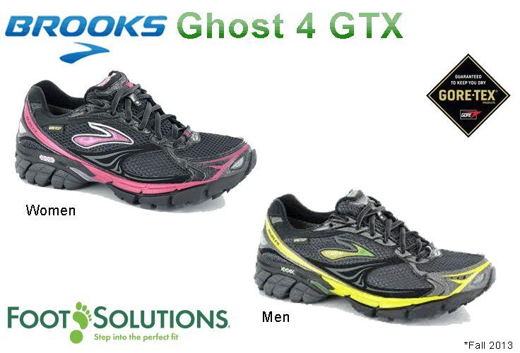 Brooks Ghost GTX - Gortex Running Shoe