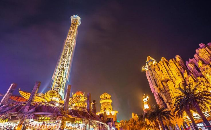 Changzhou Travel Guide-where to stay when you travel Most people are directed at the two theme parks:Dinosaur Park of Changzhou and YanCheng ChunQiu Amusement Land.Opening Hours: 9:00 a.m.-5:00 p.m.;Summer Night-park Opening Hours: 4:00 p.m.-10: 30 p.m.,the annual opening date of night-park is slightly different.We can offer you suitable accommodation. #marcopolochangzhou…